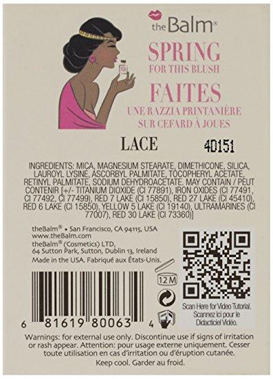 بلاشر انستاين lace